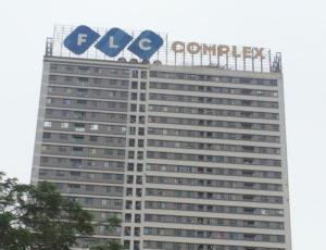 biển quảng cáo tòa nhà