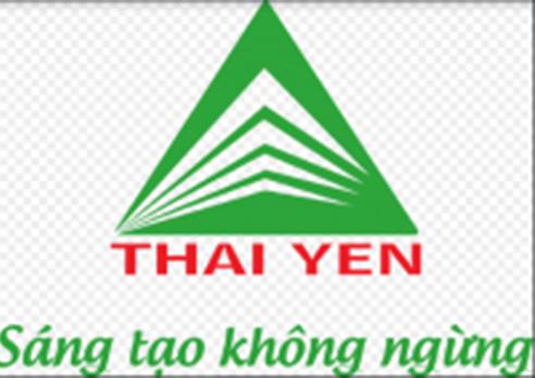 vách logo công ty