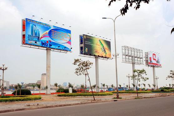 Kết quả hình ảnh cho bảng quảng cáo ngoài trời tai Hà Nội