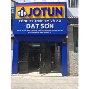 biển quảng cáo sơn jotun hà nội