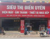 làm biển quảng cáo siêu thị tại Sơn La