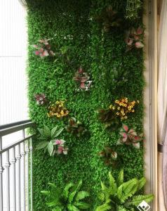 thảm cỏ nhân tạo đẹp