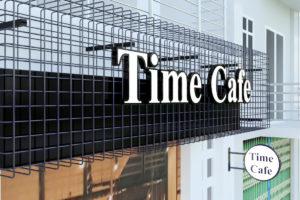 thi công biển quảng cáo cafe của người Hàn