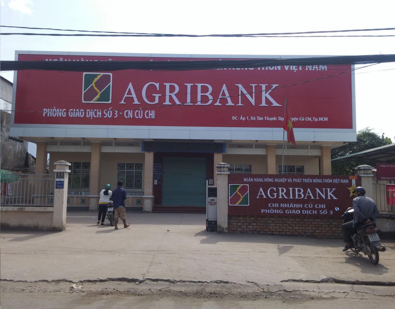 biển quảng cáo agribank