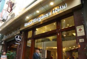 biển quảng cáo khách sạn